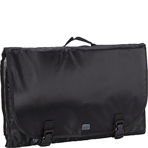 Lite Gear Trifold Garment Bag, Black, One Size