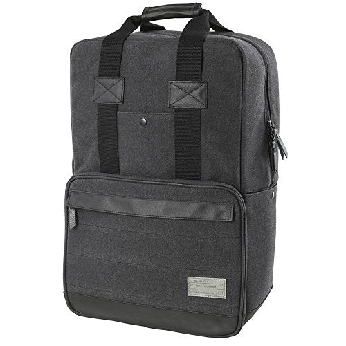 HEX Unisex Convertible Backpack Supply Charcoal Backpack