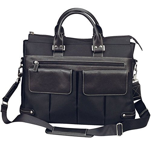 Bellino the Euro Ladies Tote, Black