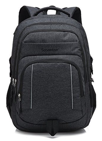 Scarleton School Backpack H203301 - Black