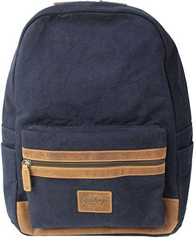 Rawlings Men'S Backpack, Navy, One Size