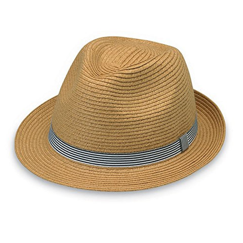 Wallaroo Hat Company - Trilogy Trilby (Men'S)