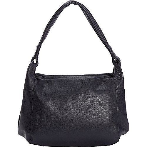 Derek Alexander Mdm Hobo Shoulder 3 Cmprtmt Tablet Friendly, Navy