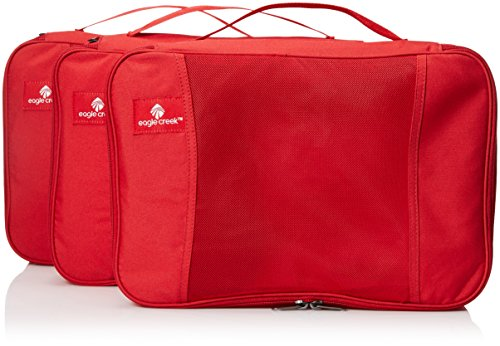 Eagle Creek Pack-it Full Cube Set, Red Fire
