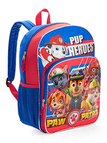 "Accessory Innovations Nickelodeon Paw Patrol Pup Heroes 16"" Backpack"