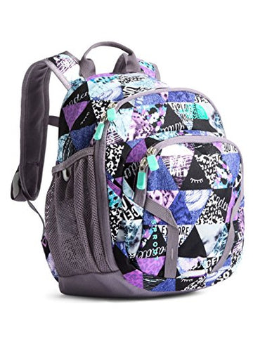 The North Face Y Sprout Bellflower Purp Bermuda Green Unisex Kids Small Kid