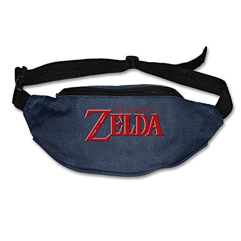 Legend Of Zelda Red Man And Women Fanny Pack Phone Holder Running Belt
