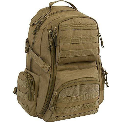 Highland Tactical Crusher Backpack (HLBP1) (Tan)