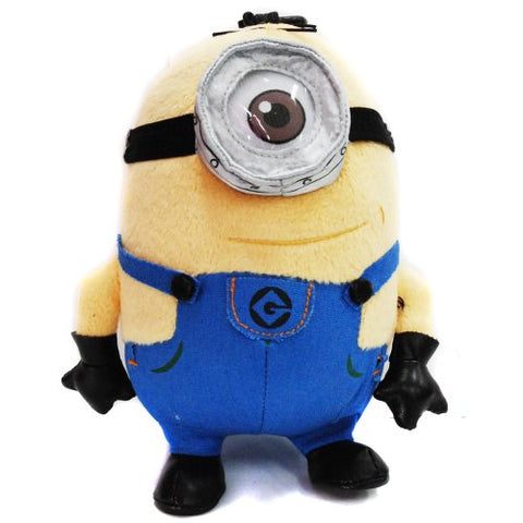 Despicable Me 2 Minion Stuart 7Inch Plush