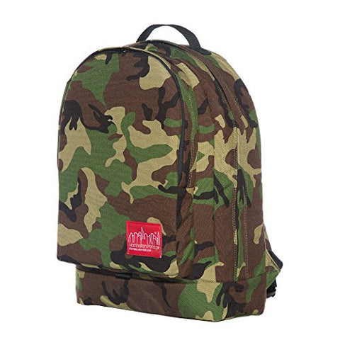 Manhattan Portage Highbridge Backpack, Cam, One Size