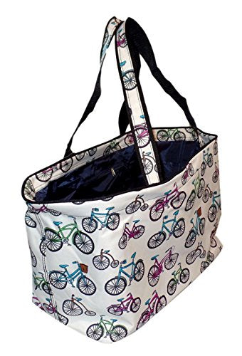 101 Beach Ultimate Tailgate Tote Bag - Personalization Available (Flip Flop Print)
