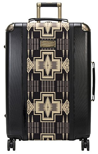 "Pendleton Harding 27"" Polycarbonate Spinner Upright - Black"