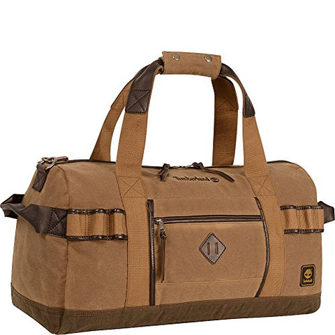 Timberland Luggage Mt. Madison 22 Inch Duffle, Tan/Brown, One Size