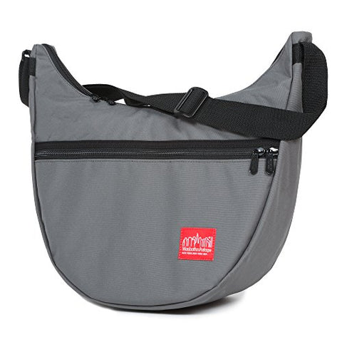 Manhattan Portage Downtown Nolita Shoulder Bag (Grey)
