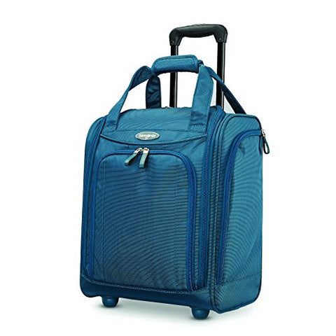 Samsonite Large Wheeled Underseater, Deep Teal
