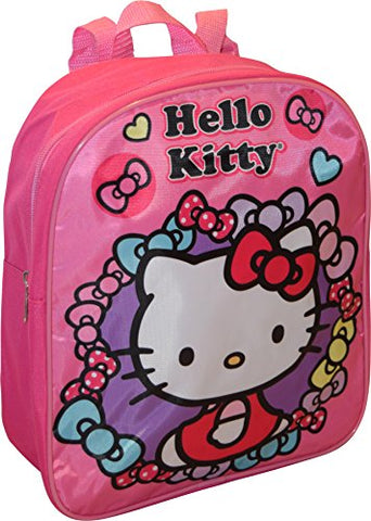 "Hello Kitty 12"" Small Backpack"