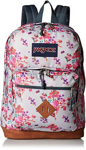 JanSport City View Backpack Primavera Fields