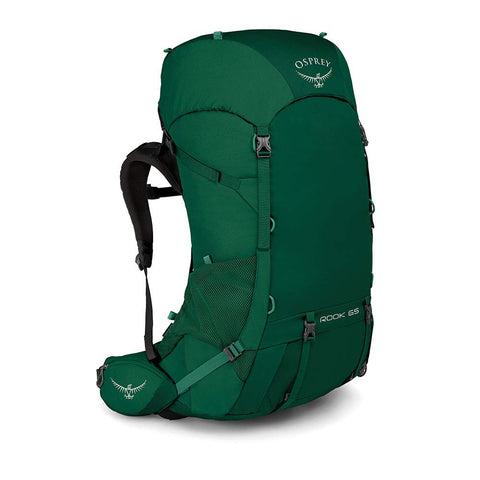 Osprey Packs Rook 65 Backpacking Pack, Mallard Green, One Size