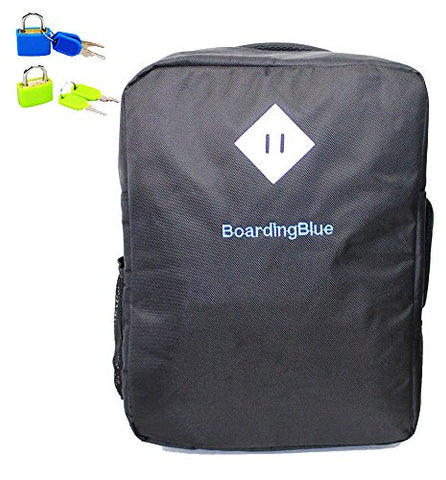 "New Jetblue Airlines Free Backpack W Laptop Sleeve 17""X13""X8"""