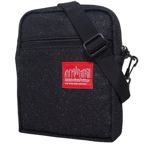 Manhattan Portage City Lights Midnight, Black, One Size