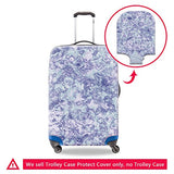 CrazyTravel Stretch Customized Waterproof Luggage Protector Covers For Adult Kids Suitcase