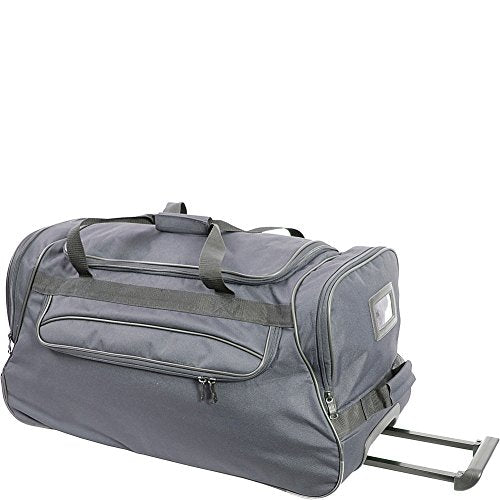 "Netpack Easy Wheeled Duffel 35"" (Black)"