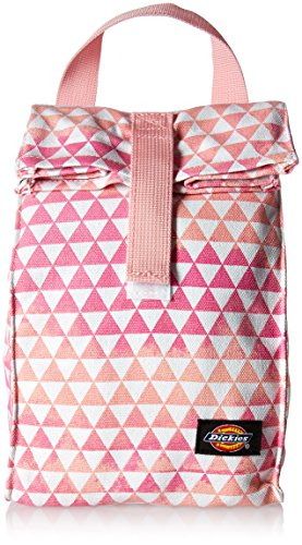Dickies Canvas Lunch Sack Casual Daypack Watercolor Triangles One Size