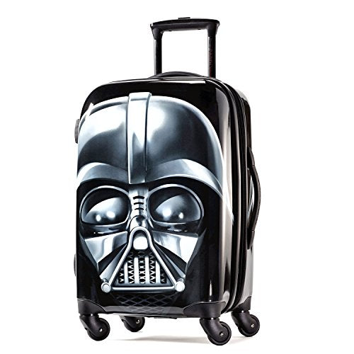American Tourister Star Wars 21 Inch Hard Side Spinner, Darth Vader, One Size