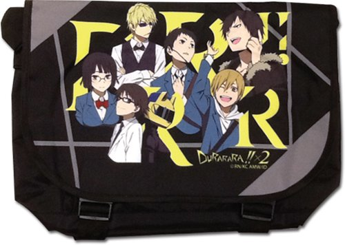 Durarara!! x2 Messenger Bag Shizuo Izaya Group