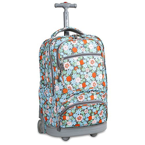 J World New York Luggage Sunburst, Blossom