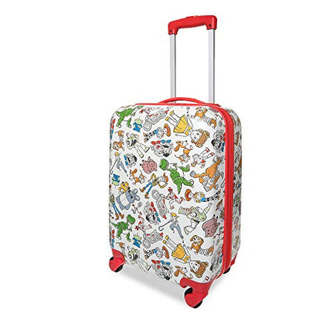 Disney Toy Story 4 Rolling Luggage - Small Multi