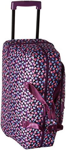 Vera Bradley Lighten Up Wheeled Carry-On Carry On Bag