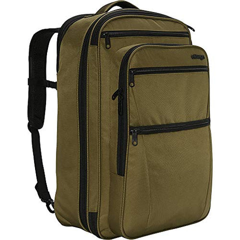 Ebags Etech 3.0 Carry-On Travel Backpack (Olive Green)