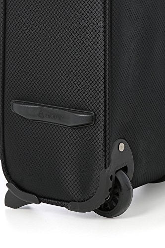 Shop Aerolite 22x14x9 Quot Carry On Max Lightweight Upright Travel Trolley