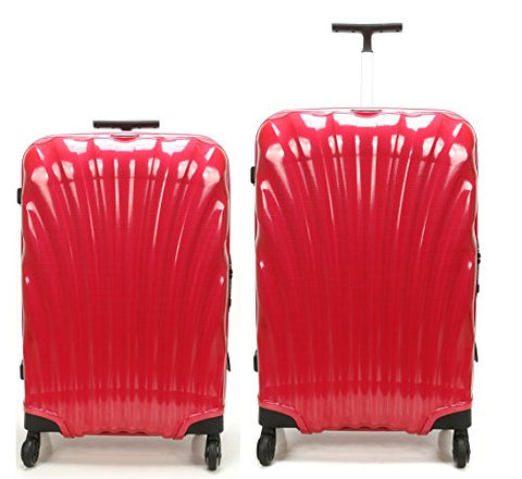 "Samsonite Luggage Black Label Cosmolite 2 Piece Spinner Luggage Set, 33"" and 28"" (One size, Bright Pink)"