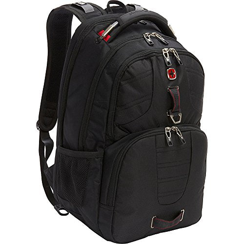 SwissGear Travel Gear Scansmart Backpack 5903 - EXCLUSIVE (BlackRED)