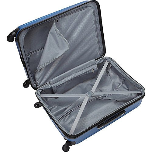 6f60ca18c68b Heritage Travelware Gold Coast 20 Carry-on Suitcase, Pewter
