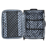 "Travelpro Maxlite 5 | 3-PC Set | Int'l Carry-On & 26"" Exp. Rollaboard with Travel Pillow (Black)"