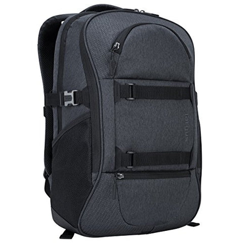 Targus Urban Explorer Backpack for 15.6-Inch Laptop, Charcoal (TSB898US)