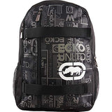 Ecko Unltd. Ecko Real Laptop Backpack, Black One Size