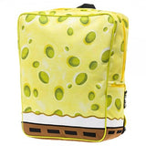 BIOWORLD SpongeBob SquarePants Backpack and Removable Tie
