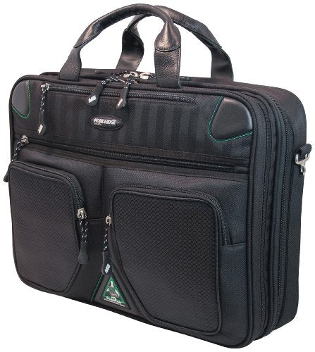 Mobile Edge Men's ScanFast Checkpoint and Eco Friendly Briefcase- 16-Inch PC/17-Inch MacBook