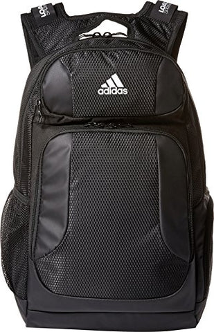 adidas Strength Backpack, Matte Black, One Size