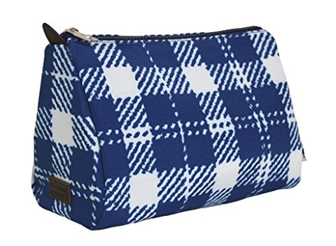 Sloane Ranger Cosmetic/ Toiletry Pouch Classic Check