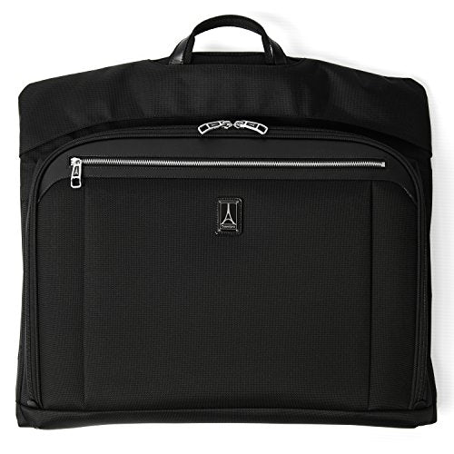 "Travelpro Luggage Platinum Elite 22"" Bi-Fold Carry-On Garment Valet, Shadow Black"