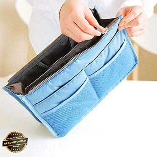 Gatton Makeup Organizer Large Travel Toiletry Bathroom Wash Cosmetic Bag Storage Case | Style
