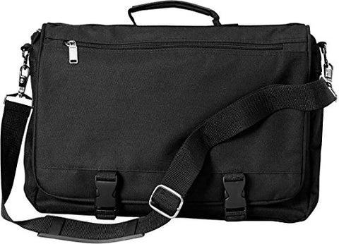 Zuzify Soft-Sided Classic Briefcase. Bg0010 Os Black