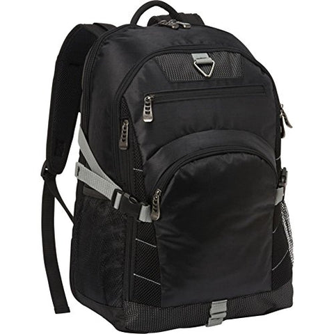 Preferred Nation Bellino Sport Gear Backpack, Black