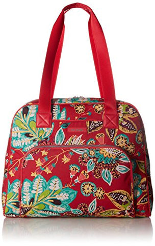 Vera Bradley Women's Go Anywhere Carry-on_1, Rumba