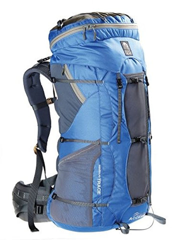 Granite Gear Women's Nimbus Trace 85 Ki Backpack, Blue/Moon Mist, Regular